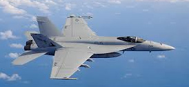 Super Hornet aircraft