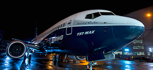 Watch the 737 Max 8 Debut